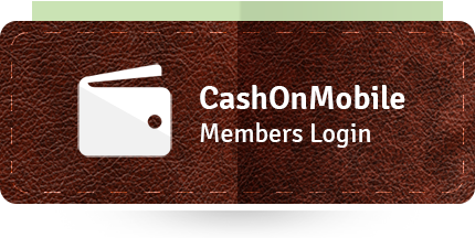 CashOnMobile Login